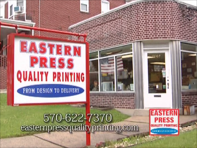 Eastern Press Quality Printing, Pottsville, Pa.